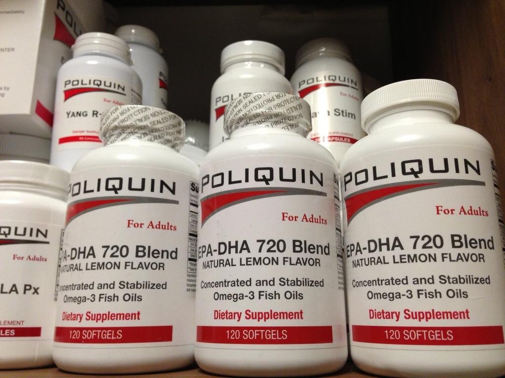 Poliquin fish oil